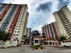 Ejen Hartanah Seri Kembangan Vista Pinggiran Apartment Selangor Guruhartanah