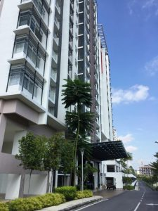 Ejen Hartanah Dwiputra Residence Condominium Putrajaya