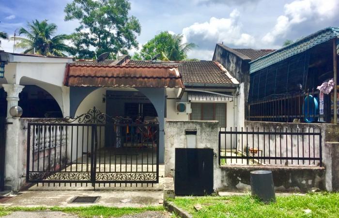 Taman Permai Seremban Fasa 1 Jalan Kurau Rumah Untuk Di ...