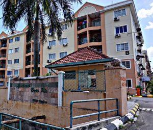 Ejen Hartanah Desa Ria Apartment Balakong