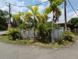 Ejen Hartanah Desa Pinggiran Tanjung Mantin