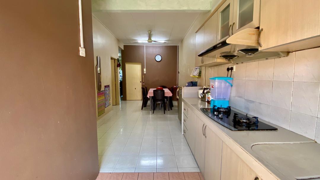 Rumah Untuk DiJual Teres 1 Tingkat Taman Matahari Indah ...